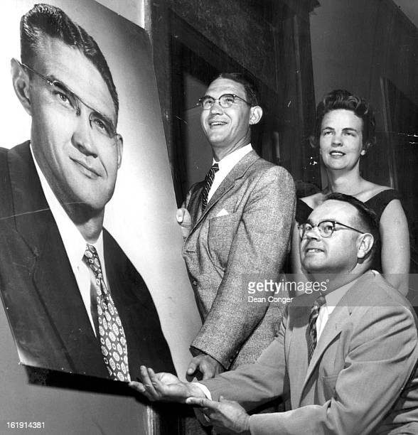 JUL 16 1956 JUL 17 1956 Don Brotzman of Boulder is obviously happy about the official opening of his ShirleySavoy Hotel headquarters for his campaign...
