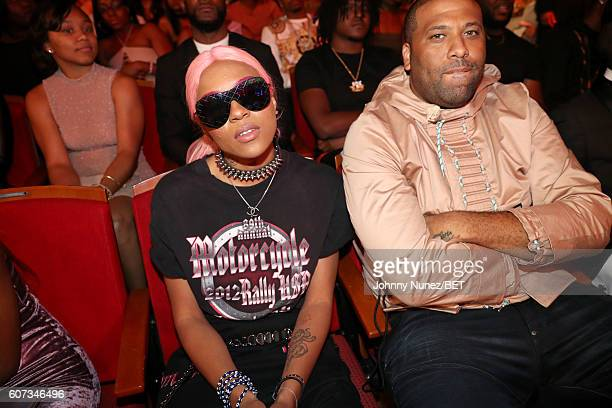 Don Cannon attends the BET Hip Hop Awards 2016 at Cobb Energy Performing Arts Center on September 17 2016 in Atlanta Georgia