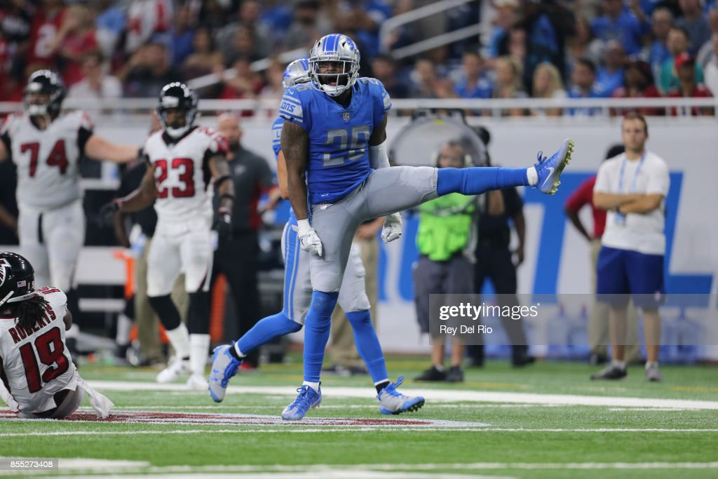 Atlanta Falcons v Detroit Lions : News Photo