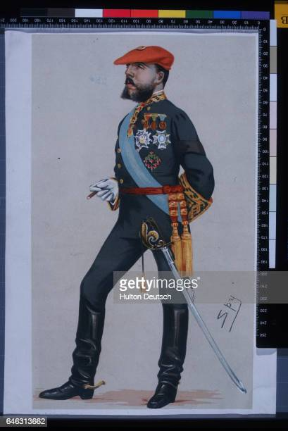 Don Carlos Duice of Madrid pretender to the Spanish throne