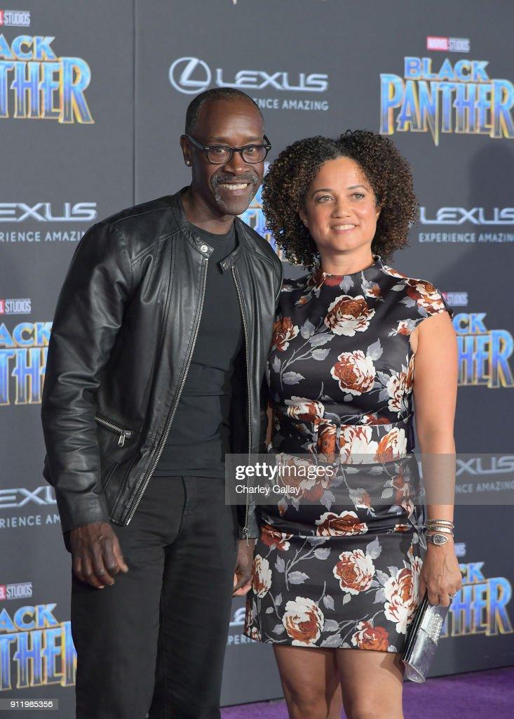"Marvel Studios' ""Black Panther"" Film Premiere"