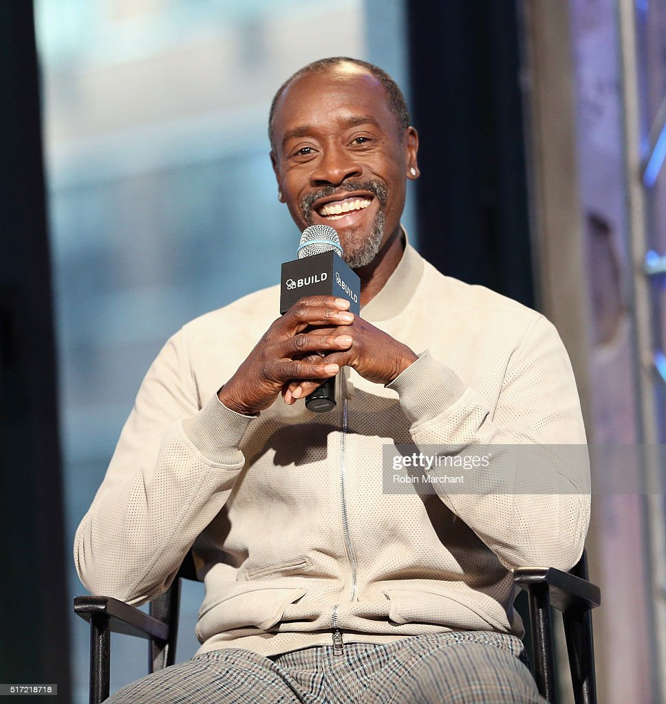 """AOL Build Speaker Series - Don Cheadle Discusses His Directorial Debut In """"Miles Ahead"""""""