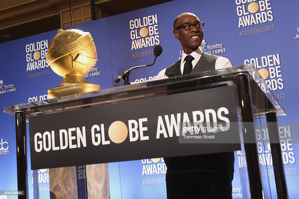Nominations Announcement For The 74th Annual Golden Globe Awards : Nachrichtenfoto