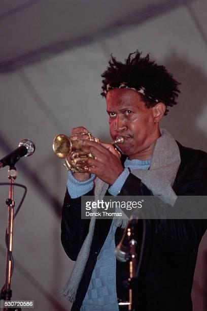 Don Cherry at Bracknell Jazz Festival