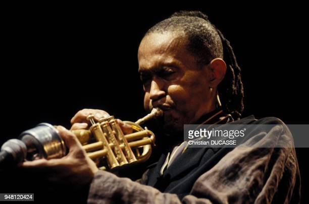 Don Cherry trumpet player