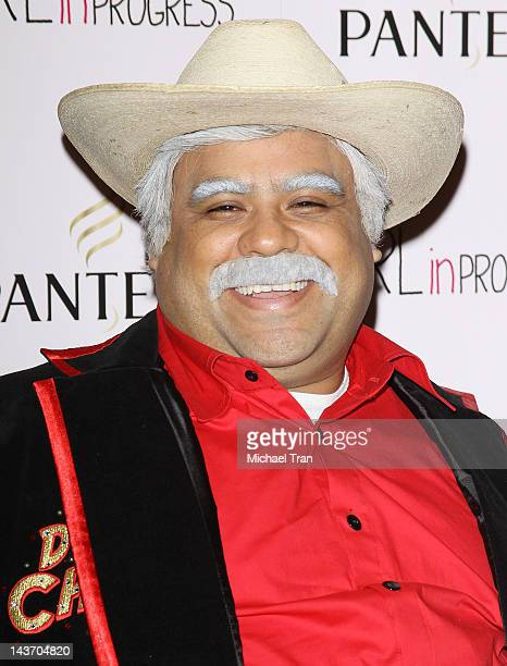 Don Cheto arrives at the Los Angeles special screening of Girl In Progress held at DGA Theater on May 2 2012 in Los Angeles California