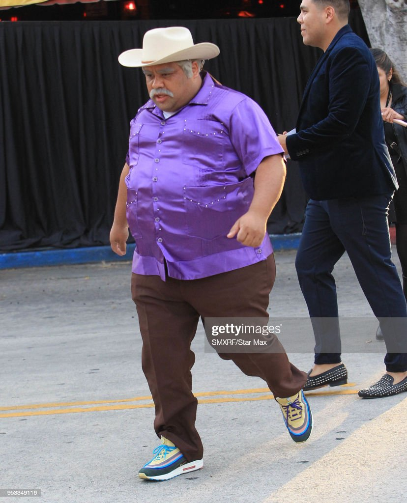 Don Cheto Is Seen On April 30 2018 In Los Angeles California News
