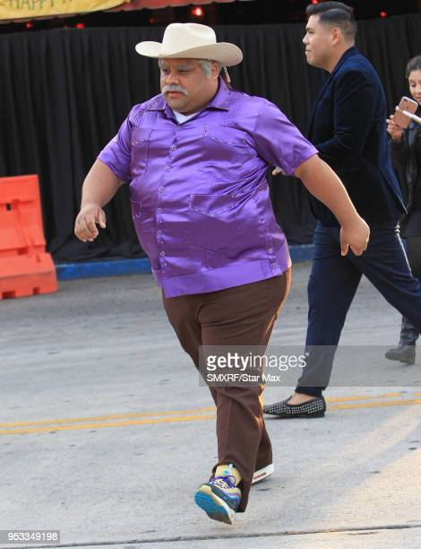 Don Cheto is seen on April 30 2018 in Los Angeles California