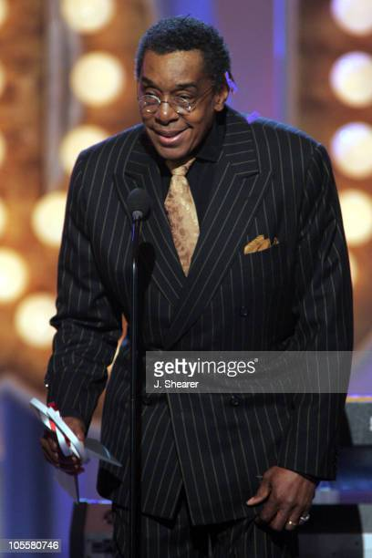 Don Cornelius winner of the Discretionary Award Pop Culture for Soul Train