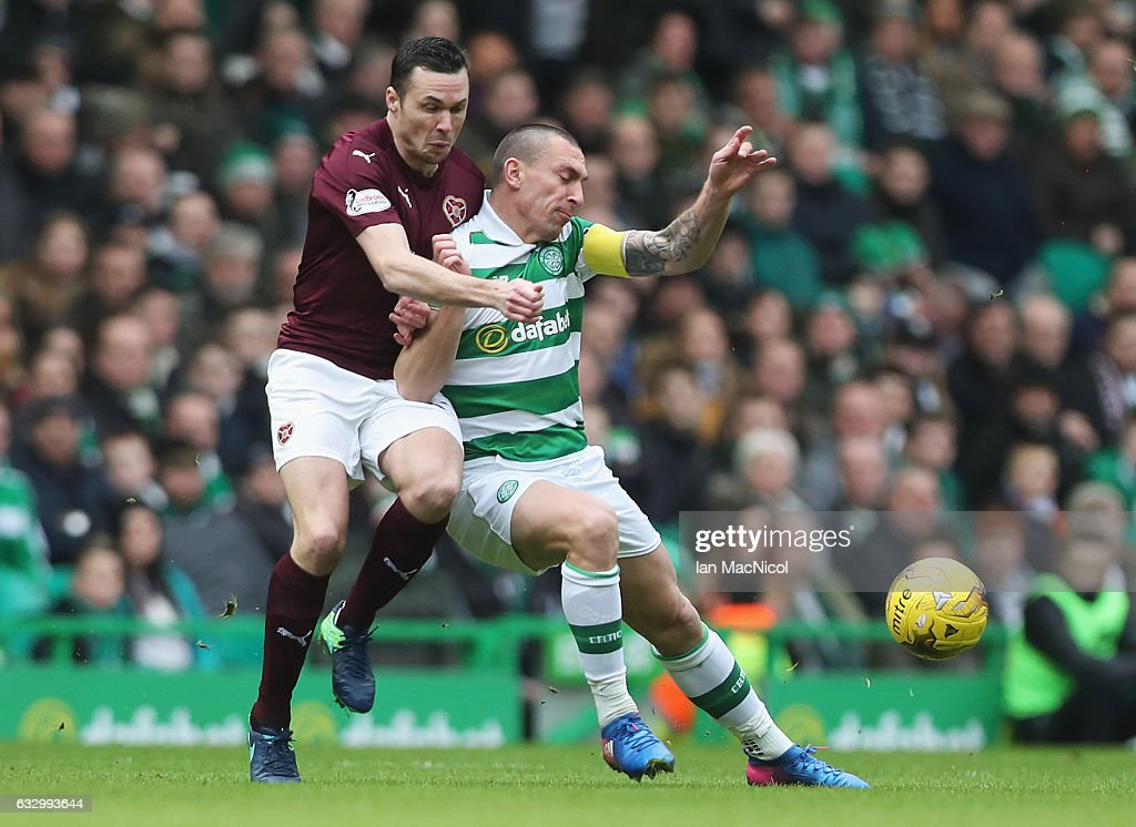 Celtic v Heart of Midlothian - Ladbrokes Scottish Premiership : News Photo