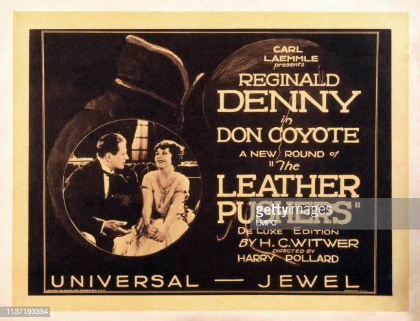 Don Coyote poster Reginald Denny 1923