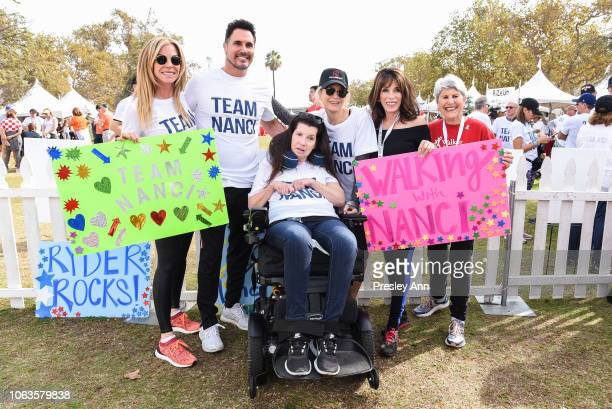Don Diamont Nanci Ryder Renée Zellweger and Kate Linder participate in Nanci Ryder's Team Nanci In The 16th Annual LA County Walk To Defeat ALS at...