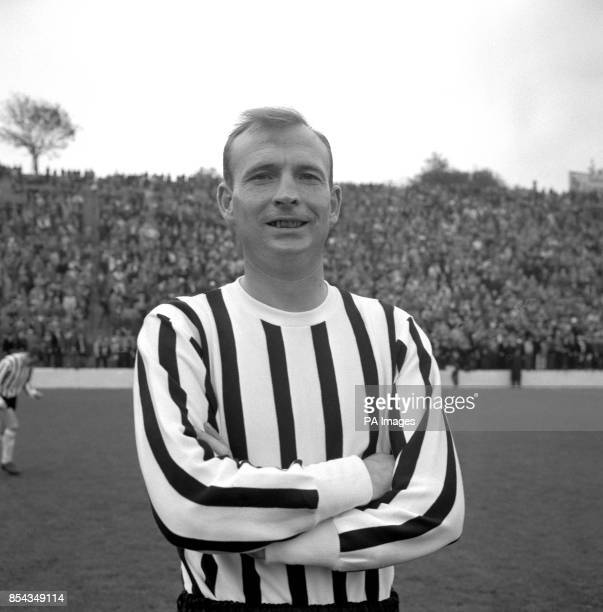 Don Donovan the oldest player at Grimsby Town FC He joined the club four years ago from Everton
