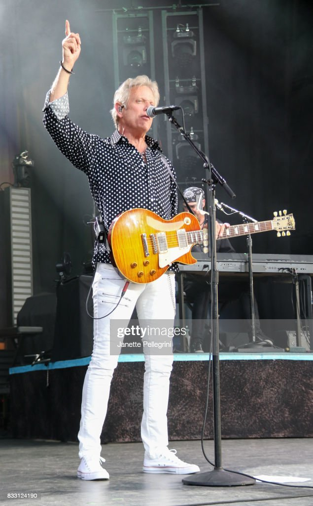 Don Felder performs in concert at Northwell Health at Jones Beach Theater on August 16, 2017 in Wantagh, New York.