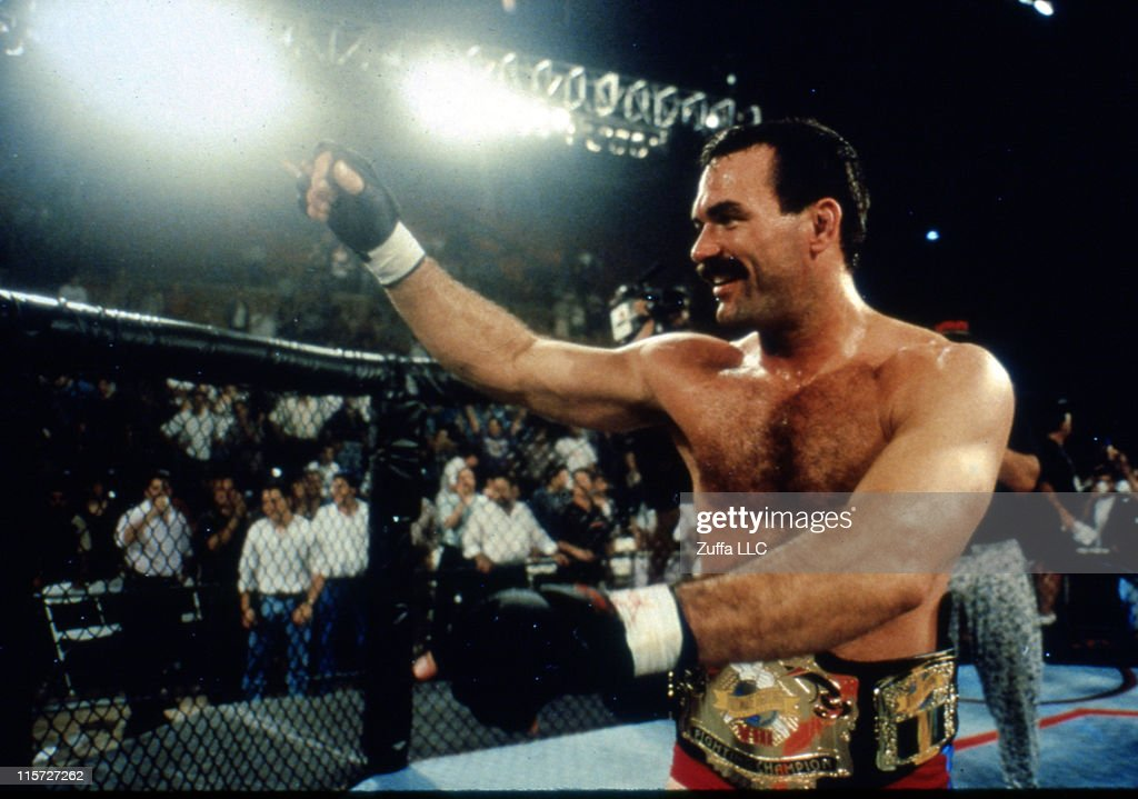 UFC 8 : Fotografia de notícias