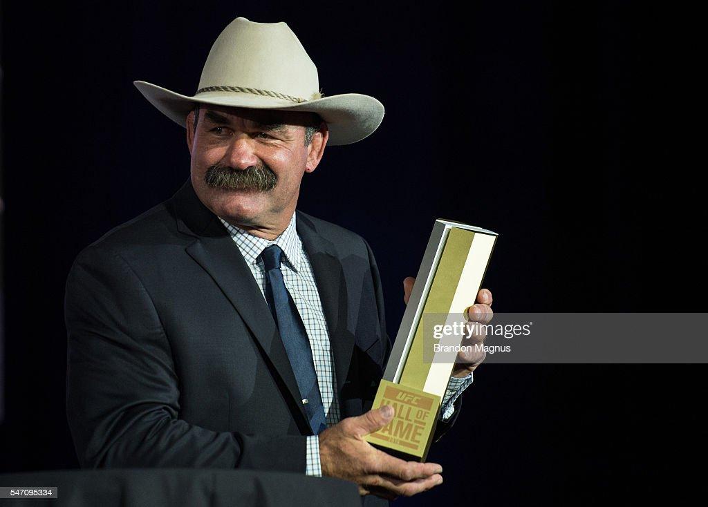 UFC Hall of Fame Induction Ceremony : Photo d'actualité