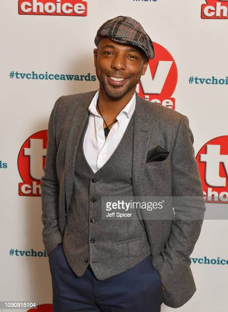 Don Gilet attends the TV Choice Awards at The Dorchester on September 10 2018 in London England
