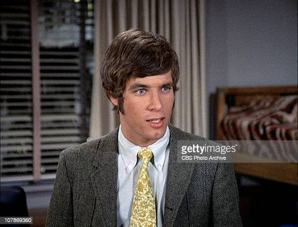 Don Grady in Love and the Coed Dorm season 1 episode 21 of LOVE AMERICAN STYLE Original airdate February 13 Image is a screen grab