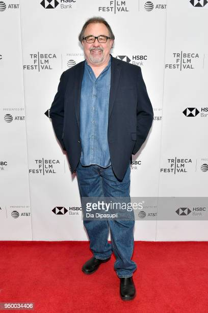"""Don Hahn attends a screening of """"Howard"""" during the 2018 Tribeca Film Festival at Cinepolis Chelsea on April 22, 2018 in New York City."""