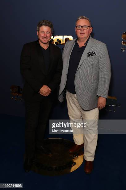 Don Harwin attends the Stan Originals Showcase at Sydney Opera House on November 26 2019 in Sydney Australia