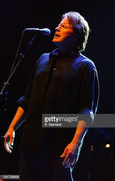 Don Henley {51903} during The Eagles in Concert at Philips Arena at Philips Arena in Atlanta Georgia United States