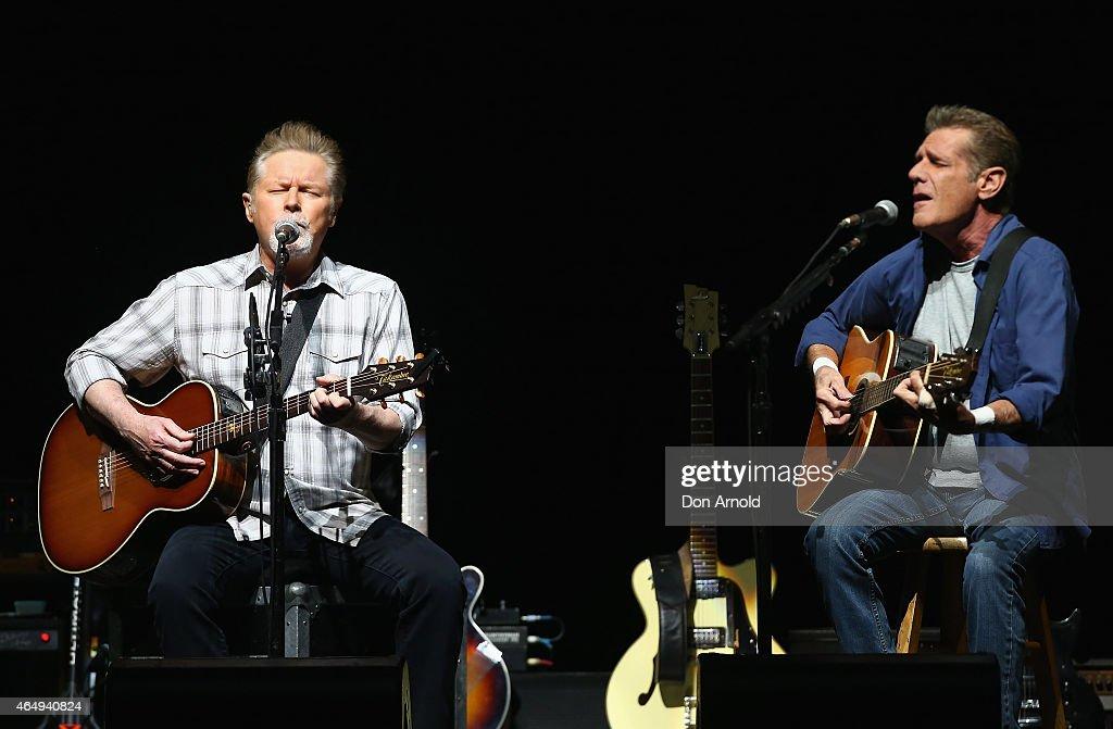 The Eagles Tour -  Sydney : News Photo