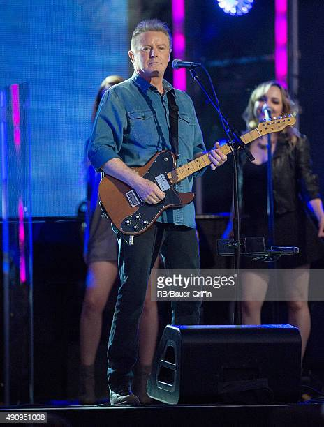 Don Henley is seen at 'Jimmy Kimmel Live' on October 01 2015 in Los Angeles California