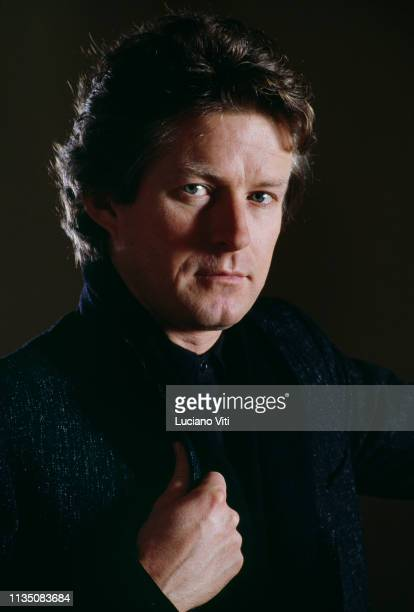 Don Henley of The Eagles, Italy, 1984.
