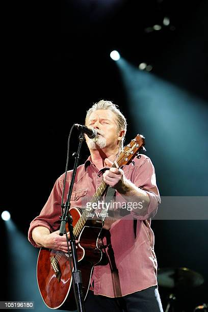 Don Henley of The Eagles performs at Austin City Limits Music Festival day three at Zilker Park on October 10 2010 in Austin Texas
