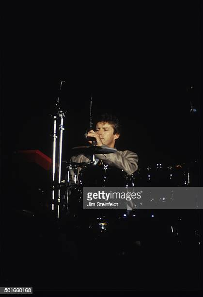 Don Henley performs on the Building the Perfect Beast tour at the Roy Wilkins Auditorium in St Paul Minnesota on June 28 1985