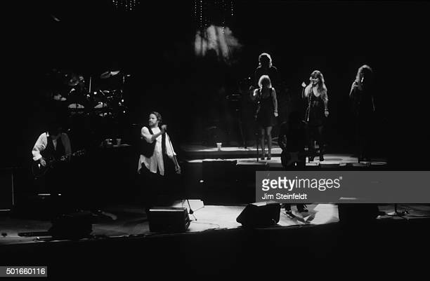 Don Henley performs on the End of the Innocence tour at the Target Center in Minneapolis Minnesota on March 1 1991