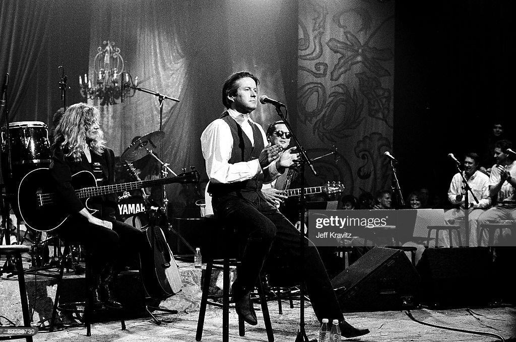 MTV's Unplugged 1989 : News Photo