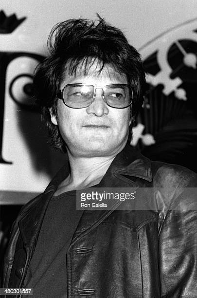 Don Ho attends Don Ho Concert on March 28 1980 at the Polonysian Paradise Hotel in Manuia Hawaii