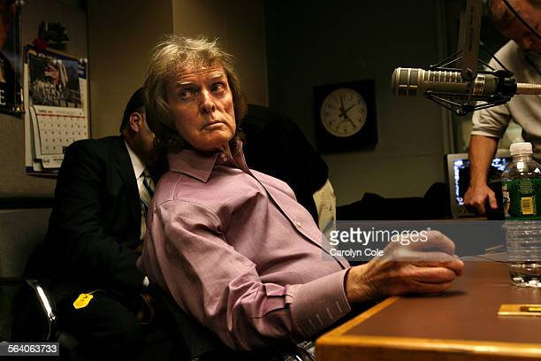 Don Imus answered questions from Rev Al Sharpton on Sharpton's radio show regarding offensive comments he made last week about he Rutgers women's...