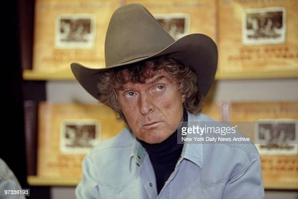 Don Imus at a book signing at Barnes Noble on Fifth Ave