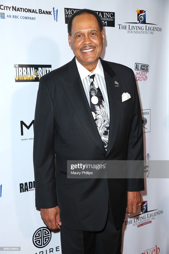 Don Jackson arrives at The Living Legends Foundation's 21st annual awards gala - at Taglyan Cultural Complex on October 5, 2017 in Hollywood, California.
