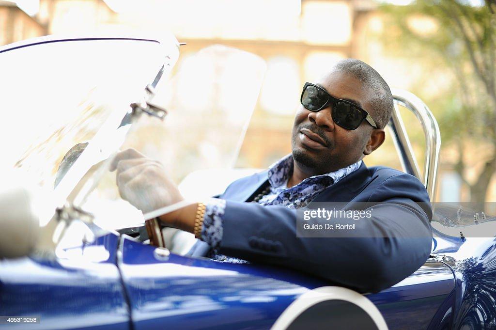 Johnnie Walker Blue Label - 'The Gentleman's Wager II' Global Premiere : News Photo