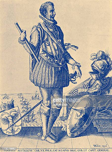 Don John of Austria 24 February 1547 1 October 1578 He was illegitimate son of Holy Roman Emperor Charles V known for his naval victory at the Battle...