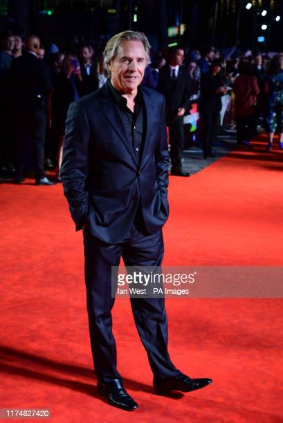 Don Johnson attending the European premiere of Knives Out held as part of the BFI London Film Festival 2019 at the Odeon Luxe Leicester Square in...