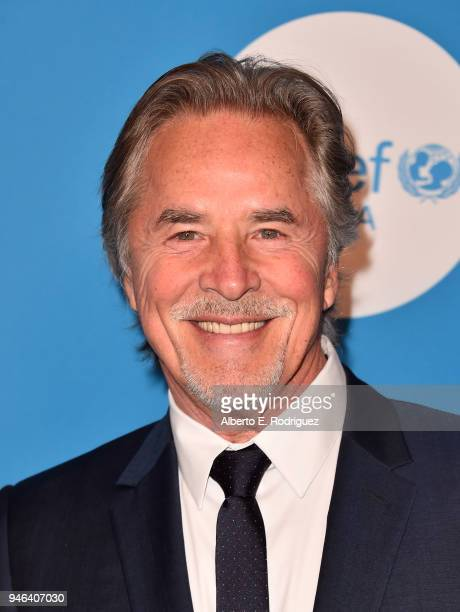 Don Johnson attends the 7th Biennial UNICEF Ball at the Beverly Wilshire Four Seasons Hotel on April 14, 2018 in Beverly Hills, California.