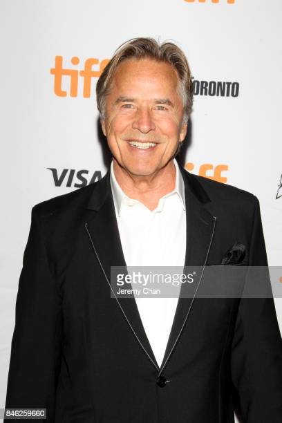 Don Johnson attends the 'Brawl in Cell Block 99' premiere during the 2017 Toronto International Film Festival at Ryerson Theatre on September 12 2017...