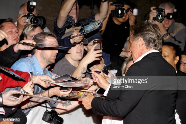 """Don Johnson attends the """"Brawl in Cell Block 99"""" premiere during the 2017 Toronto International Film Festival at Ryerson Theatre on September 12,..."""