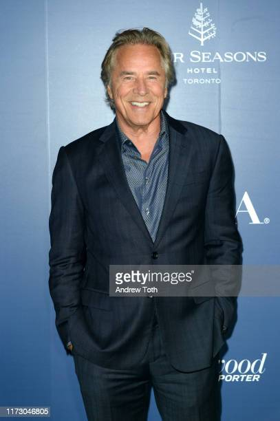 Don Johnson attends The Hollywood Foreign Press Association and The Hollywood Reporter party at the 2019 Toronto International Film Festival at Four...