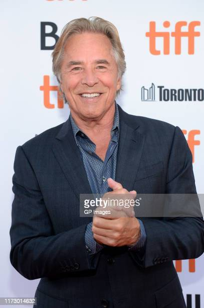 """Don Johnson attends the """"Knives Out"""" premiere during the 2019 Toronto International Film Festival at Princess of Wales Theatre on September 07, 2019..."""