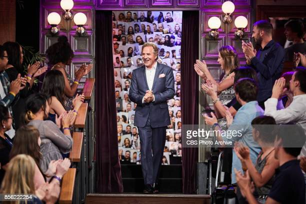 Don Johnson greets the audience during 'The Late Late Show with James Corden' Thursday September 28 2017 On The CBS Television Network