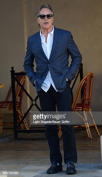 Don Johnson is seen in Beverly Hills Ca on January 12 2016 in Los Angeles California