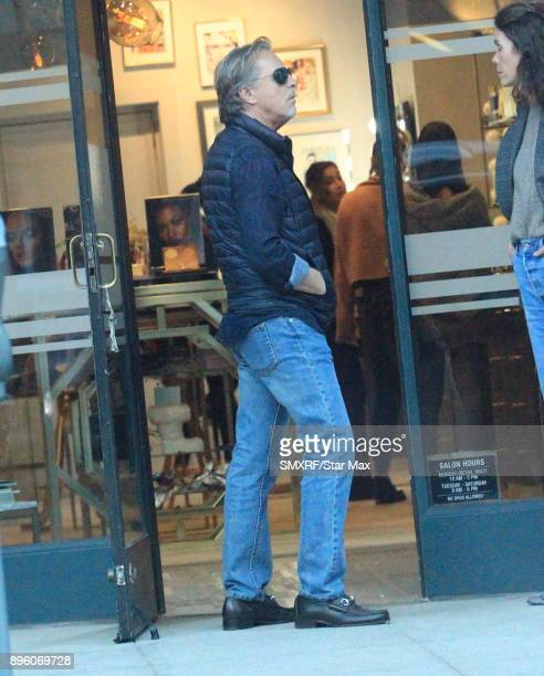 Don Johnson is seen on December 19 2017 in Los Angeles CA