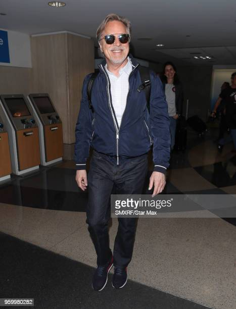 Don Johnson is seen on May 18, 2018 in Los Angeles, CA.