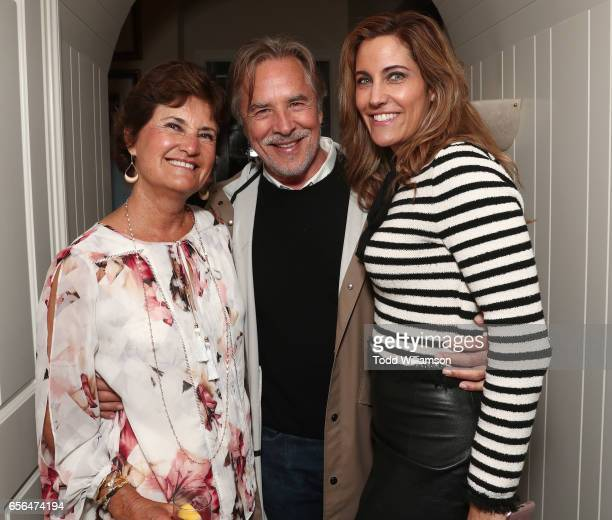 25 Agent Tracy Brennan Hosts Party For 20th Anniversary Of