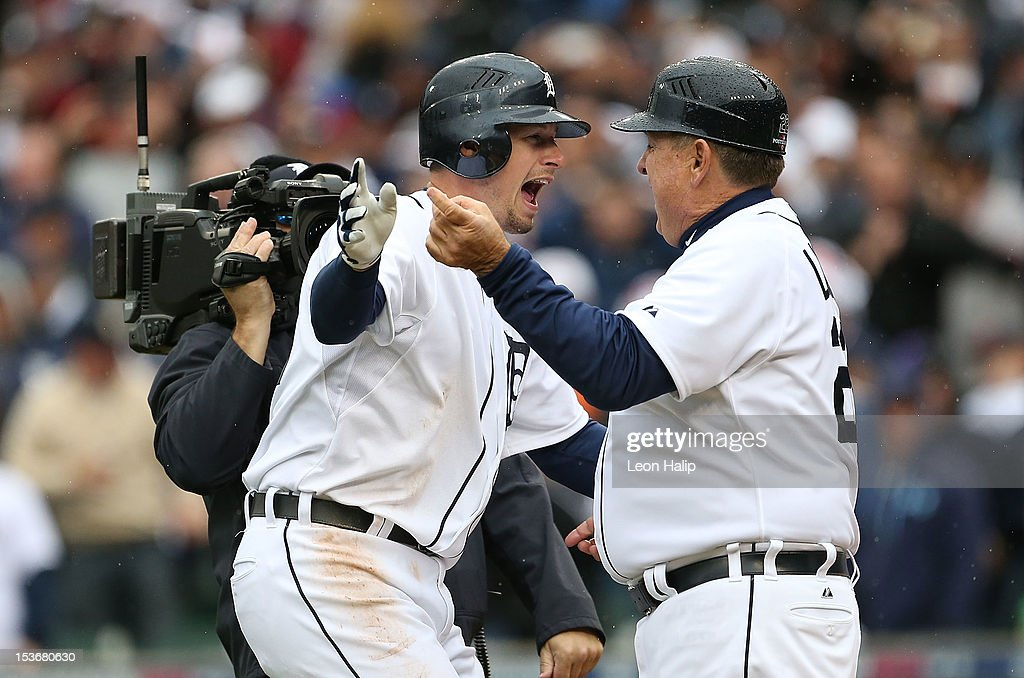 Division Series - Oakland Athletics v Detroit Tigers - Game Two
